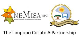 Logo of Limpopo Colab Training
